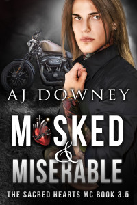 Book 3.5- Masked & Miserable
