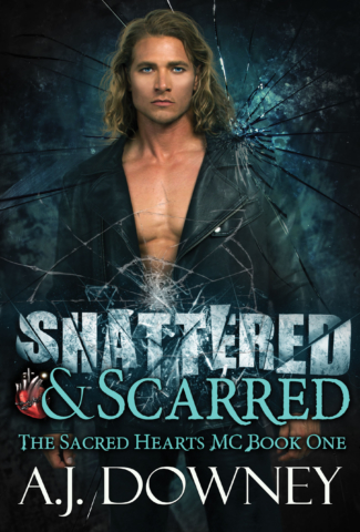 Shattered and Scarred cover